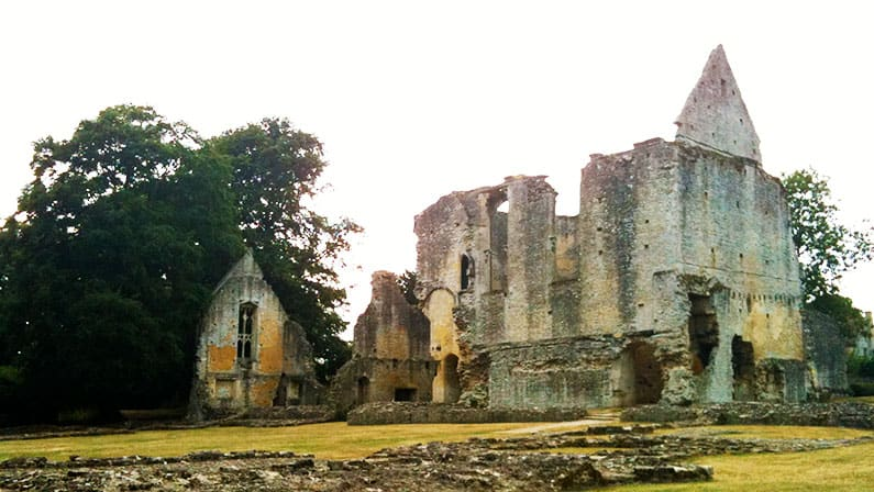 Photos of Minster Lovell Hall