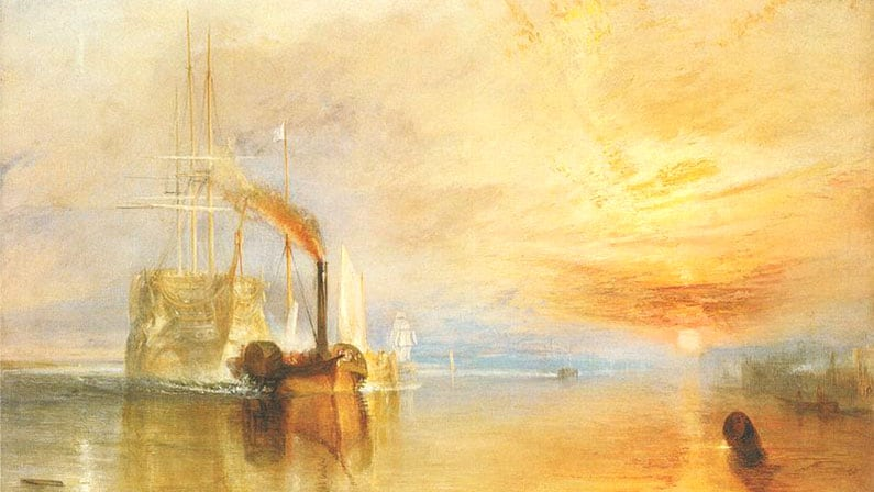 Would you like to paint like Turner?