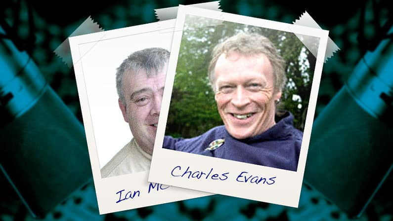 Interview with Watercolour Artist Charles Evans – June 2013