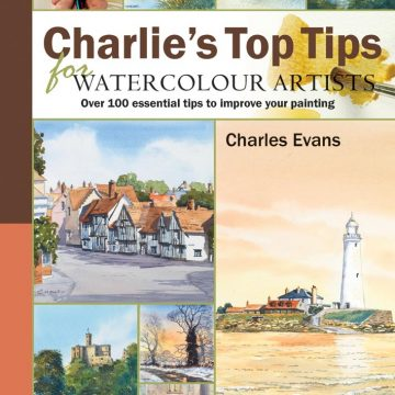 Charlie's Top Tips for Watercolour Artists