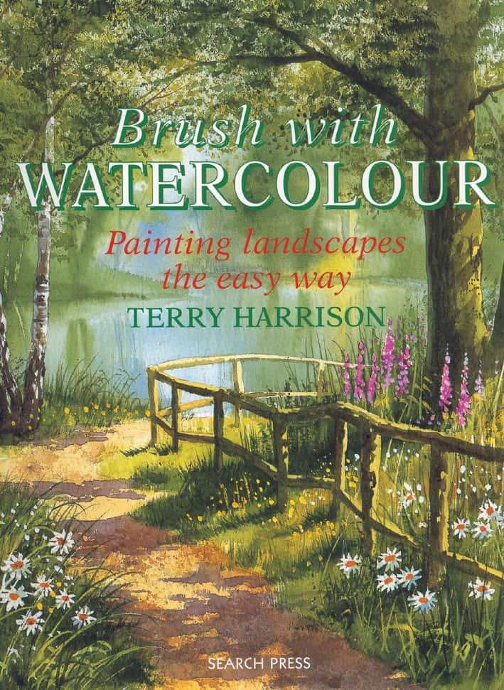 Painting Landscapes The Easy Way by Terry Harrison