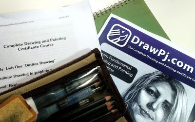 Learning to draw – Beginning my Drawing Journey