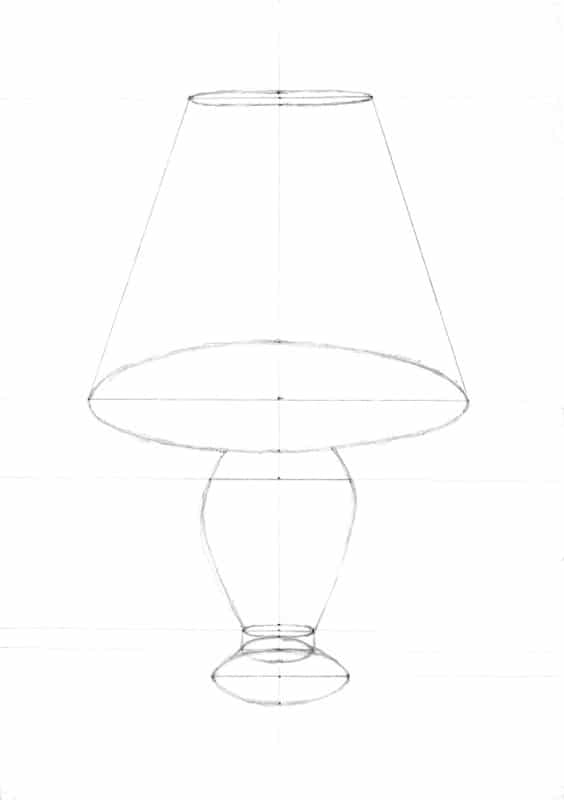 Little Lamp Construction Drawing