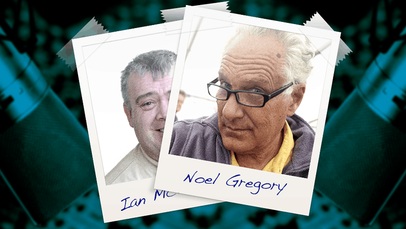 Interview with Noel Gregory at the Patchings Art Festival 2013