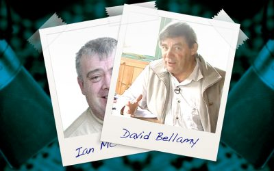Interview with David Bellamy at Patchings Art Festival 2013
