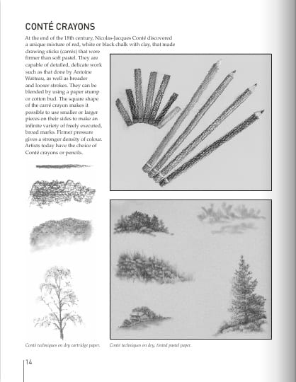 drawing masterclass landscapes by margaret eggleton