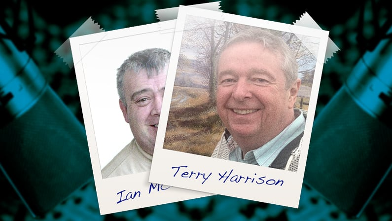 Interview with Terry Harrison at Patchings Art Festival 2013