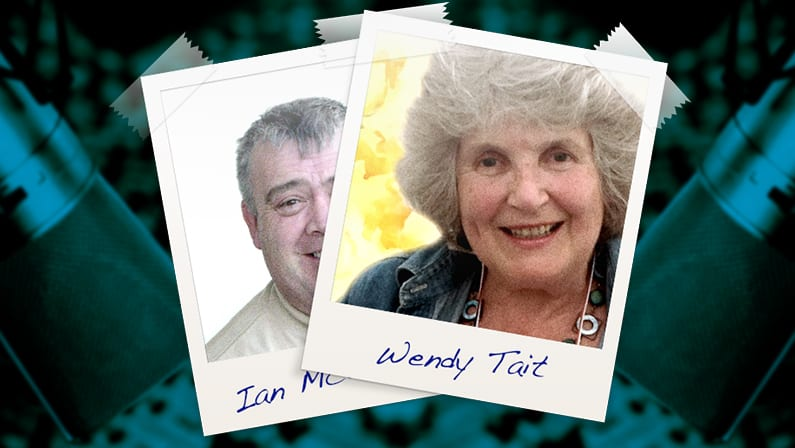Interview with Wendy Tait at Patchings Art Festival 2013 | Watercolour Journey by Ian McKendrick