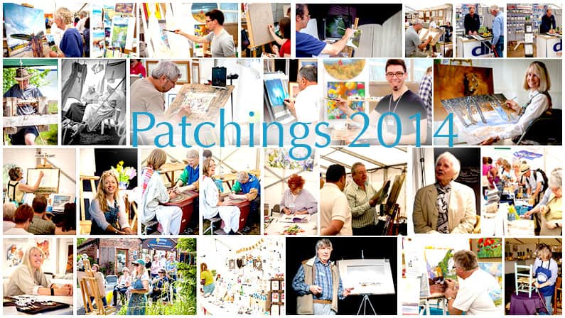 Opportunities from Patchings Art Festival 2014