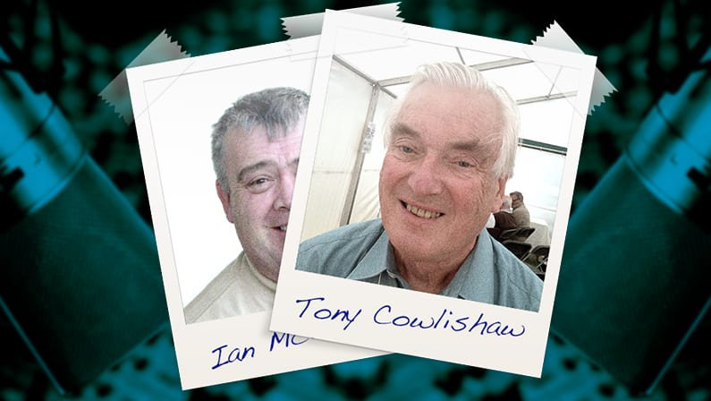 Interview with watercolour artist Tony Cowlishaw at Patchings Art Festival 2013
