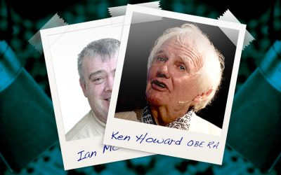 Interview with artist Professor Ken Howard OBE RA at Patchings Art Festival 2014