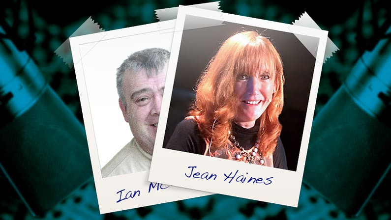 Interview with Jean Haines Watercolour Artist