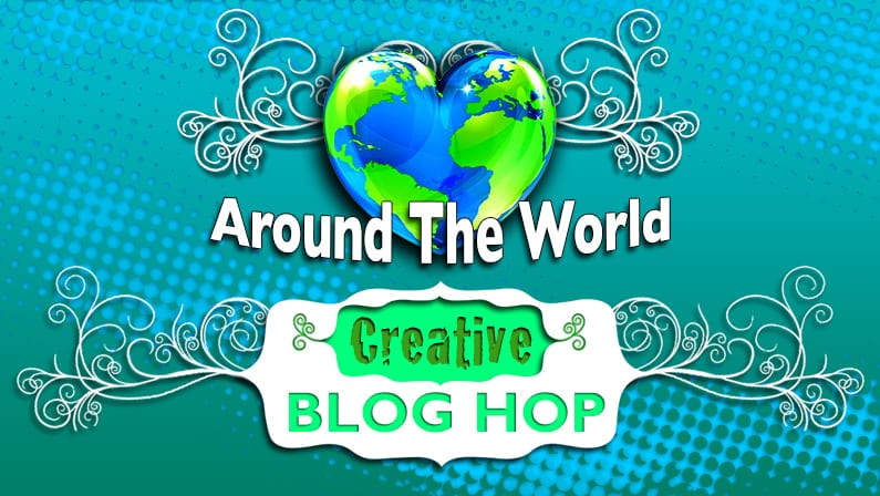 Around the World Creative Blog Hop