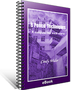 6 Pencil Techniques eBook